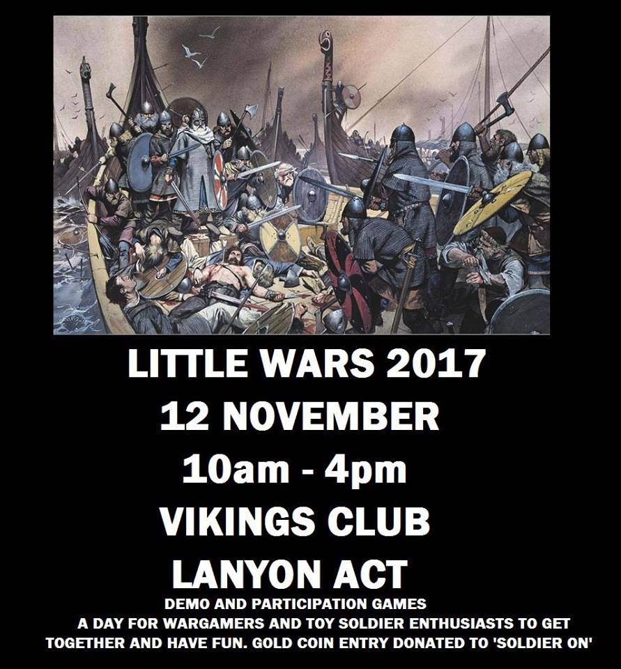Little Wars Canberra