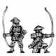 Late Ashigaru/Follower with bow