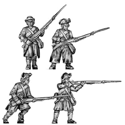 1775 Marblehead infantry