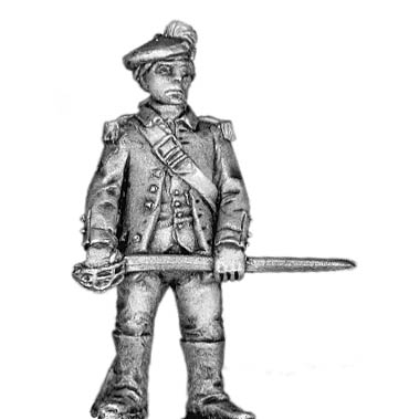 Highlander officer