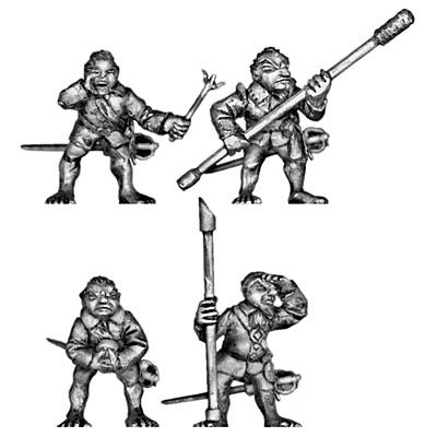 Gnomish gun team (assistants for 100AVB01)