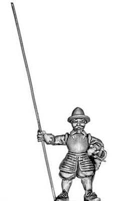 English Civil War pikeman