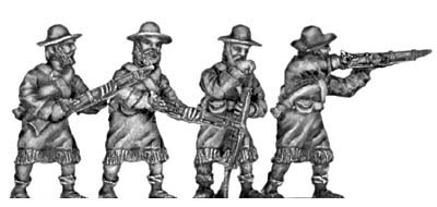 New Zealand militia 2nd/3rd Maori Wars