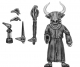 Acolyte of Moloch with assorted accoutrements