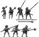 Pike/polearm infantry