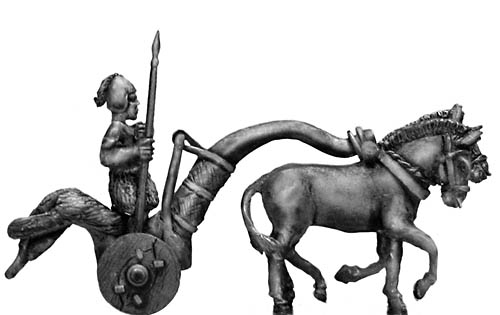 Sumerian Two Ass Straddle Car