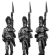 Hungarian Grenadier, march-attack, bearskin