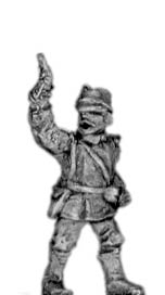 Serbian infantry officer