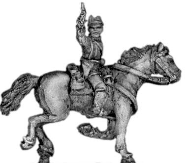 Serbian cavalry officer
