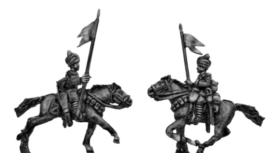 British in Sinai Indian Lancers
