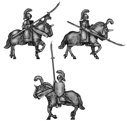 Elf cavalry with lance