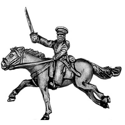 US Dragoon officer