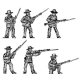 US - Mississippi Volunteer Riflemen