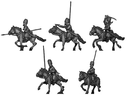 Cossack cavalry