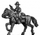 1941 US Cavalry officer mounted