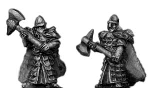 High Elf Reavers with axes