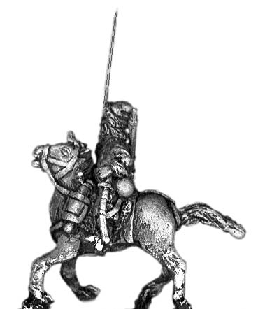 Don/Eastern Cossack cavalry, with lance/standard