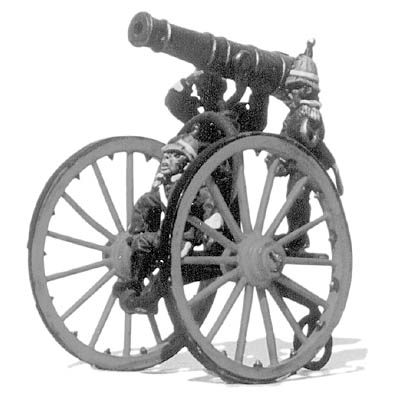 Triumphapede heavy mounted artillery The Thunderer