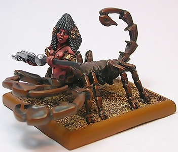 Light Temple Scorpion Warrior #4
