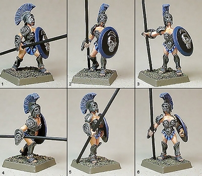 Dark Temple Guard Praetorians