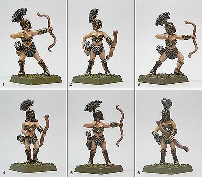 Dark Temple Guard Archers