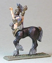 Dark Temple Centaur Archer Officer