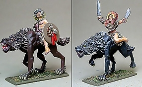 Tribal Light Cavalry #1
