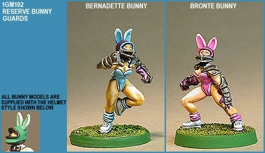 Gridiron Reserve Bunny Guards