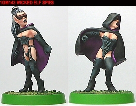 Gridiron Wicked Elf Spies