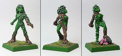 Forest Dryads
