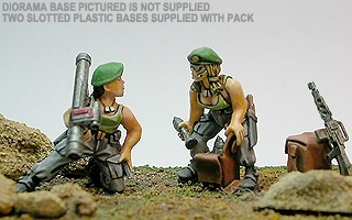 Marine Special Ops Rocket Launcher Set