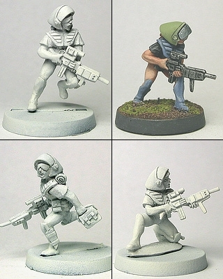 Marine Scout Trooper Pack #2