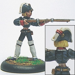 Lady Janes Rifles - Dianna