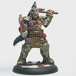 Crom - Barbarian Champion