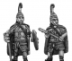 Greek armoured axemen