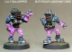 Gridiron Female Orc Guards
