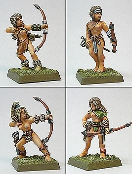 Tribal Archers #1
