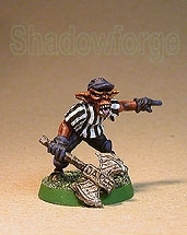 Grouchy Greenutts Referee