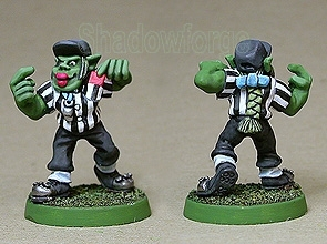 Penelope Ball Twister Orc Referee